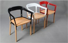 2 X Ronan e Erwan Bouroullec steelwood cadeira. Cadeiras de jantar. Sala de jantar, Com braço cadeira, Metal + madeira móveis em Cadeiras de jantar de Móveis no AliExpress.com   Alibaba Group