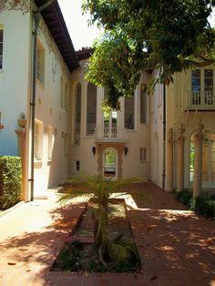 "My first dormitory at Ambassador College!  ""Terrace Villa""."