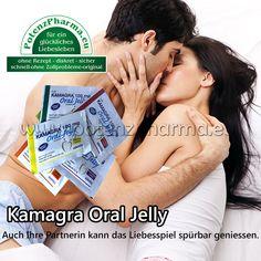 Kamagra Oral Jelly wirkt wie Kamagra, hat aber einige markante und einzigartige Merkmale, wie etwa neue Geschmacksrichtungen und verschiedene Dosierungsrichtlinien.
