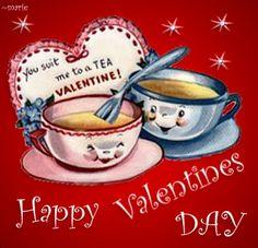 Schön Valentine Tea :)