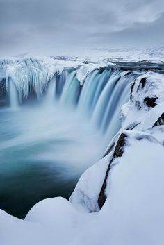 Incredible Pics: Godafoss, Iceland