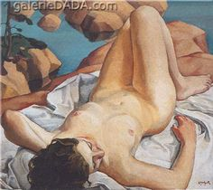 Nude in the Open by Edwin Holgate. possibly my favourite nude painting, also at the AGO Tom Thomson, Emily Carr, Canadian Painters, Canadian Artists, Montreal, Jackson, House Painter, Oil Painting Reproductions, Museum Of Fine Arts