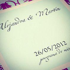 #Invitaciones de #boda by @naraconnection #wedding #invitations