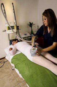 El tratamiento con LPG no es invasivo y además es indoloro. — en VIDYA SPA.