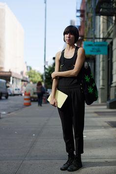On the Street….Great Jones St., New York