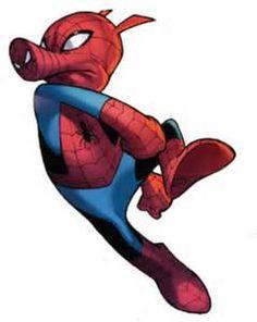 spider-ham - Bing Images