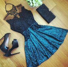 Black Prom Dress,Lace Prom Dress,Mini Prom Dress,Fashion Homecoming