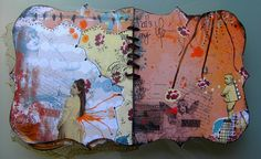 Art journal. wow!