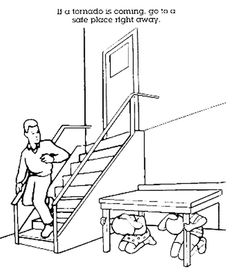 workplace safety coloring pages - photo#45