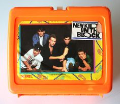 …a lunch box… | 43 Signs That You Were And Still Are An Obsessed New Kids On The BlockFan