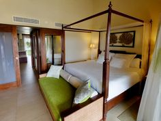 Family Deluxe Room at Barcelo Bavaro Palace Deluxe 5-star, all inclusive resort in Punta Cana!