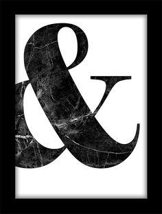& black marble (13x18cm)