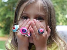 Cool project from www.kiwicrate.com/diy: Milk Cap Rings