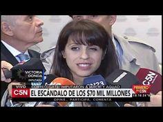 Editorial de Víctor Hugo  Imputaron a Macri y Aguad