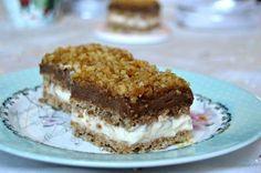 Prajitura cu crema mascarpone si lamaie | Miremirc