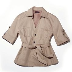 You will love this product from Avon:  mark Goes With Anything Jacket