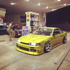 Sexy Cars, Hot Cars, Dream Cars, Best Jdm Cars, Street Racing Cars, Pretty Cars, Nissan Silvia, Drifting Cars, Tuner Cars