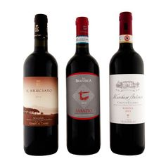 Toscana Wine Basket 3 Premium Bottles: 75cl   Chianti Classico Riserva DOCG Marchese Antinori 2011  Il Bruciato Bolgheri DOC Tenuta Guado al Tasso 2013   Rosso di Montepulciano DOC Sabazio La Braccesca 2013  TheToscana wine basket contains the essential flavours and notes from the region. You might have been travelling accross Italy and look for find something special that makes you remembering those magic moments of pleasure; or you might like to taste it for the first time and ensure you…