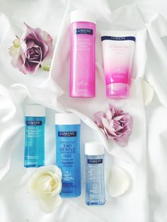 Arctic Touch cleansing products by blogger Piret / Lainahöyhenissä. #lumene