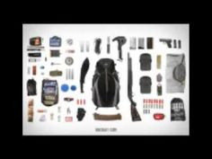 3 Day Bug Out Bag - What to pack in your bag - YouTube