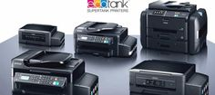 Noile imprimante multifunctionale Epson EcoTank