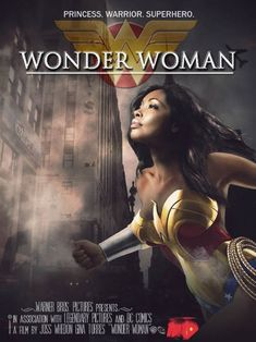 Gina Torres as Wonder Woman | 24 Superhero Fan Casting Dreams That Will Probably Never Come True ---> YES