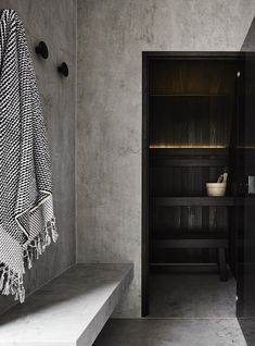 A bespoke home sauna is a secret ingredient to create a unique luxury bathroom design since it is one of the crowning jewel details of the true luxury experienc Hinoki Wood, Home, Wood Bath Mats, Spa Like Bathroom, Sauna Design, Bathroom Design Luxury, Wood Bath, Bathroom Design, Bathroom Decor