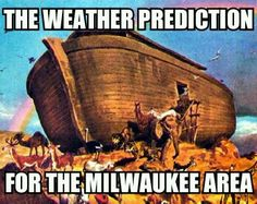 Milwaukee weather 2013