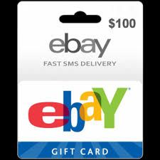 Hey Guys Get A 100 Ebay Gift Card Today Amazon Gift Card Free Ebay Gift Gift Card Deals