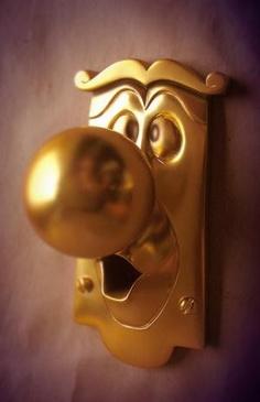 Ringing Doorbells  by SARAH BESSEY on JUNE 13, 2012