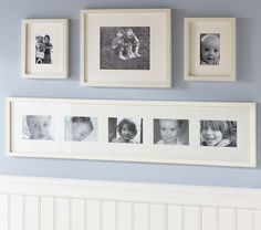 Multi-Photo Gallery Frame | Pottery Barn Kids....reg. $92...sale for $60...47wx12h