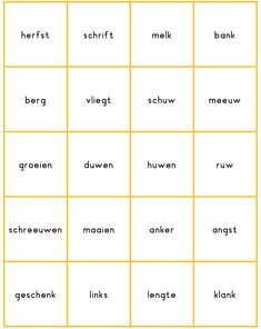 3A en 3D: Kaboem, het leuke spel om spelling mee te oefenen! Learn English, Circuit, Letters, Education, Dutch, Homeschooling, Spanish, Logo, Baby