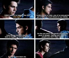 #TeenWolf #5x13 #Codominance