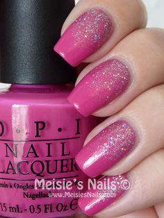 #nails #glitternails