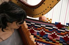 Jamie Isenstein's Rug Harp #knithacker #waybackhack