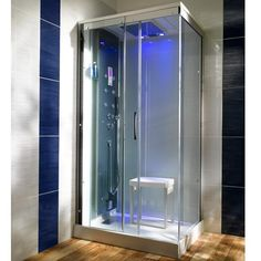 1000 images about douche on pinterest moonlight fidji for Cabine de douche lapeyre