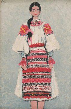 Ester Šimerová-Martinčeková - Dievča