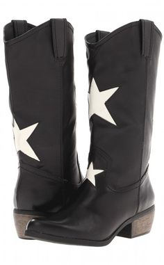 MIA – Rock Starr: $42.99, 46% off! (normally 79.00)    Rock these bodacious cowboy boots and show off your rock star-studded style!