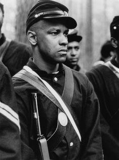 "62nd Academy Awards Best Supporting Actor (1990): Denzel Washington - ""Glory"""