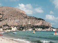 Mondello, Palermo, Sicilia