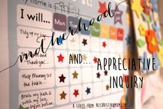 motherhoodandAI Appreciative Inquiry, Appreciation, About Me Blog, Joy, Posts, Activities, My Love, Messages, Glee