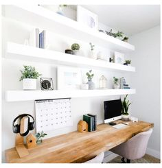 Home Office Vintage, Home Office Space, Home Office Design, Home Office Decor, Office Spaces, Office Ideas, Office Jobs, Office Designs, Small Office