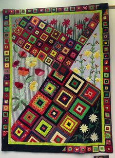 quilts | quilted and cross stiched