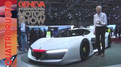 Pininfarina H2 Speed Concept 2016   Salone Ginevra 2016