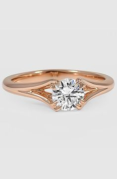 14K Rose Gold Reverie Ring