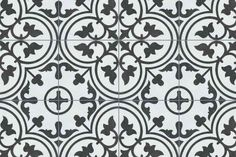 Create a stunning feature wall or floor with our extremely popular Arte Tiles. An eye-catching black and white pattern creates a contemporary twist on a classic Victorian style.Arte are perfect for all traditional homes, even if you're looking for a mix of contemporary and classic.Made from solid porcelain these tiles are low maintenance, high durability, great for high-traffic areas such as hallways and pathways. Arte tiles are frost resistant, perfect for outside use and creating an a...