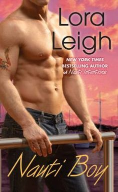 Lora Leigh is a great author. I love all her books.