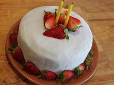 Nutella, Birthday Cake, Pudding, Desserts, Tailgate Desserts, Deserts, Birthday Cakes, Custard Pudding, Puddings
