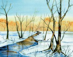 A Sign of Winter by aragonia.deviantart.com on @DeviantArt