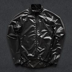 Standard Rain Jacket (BLACK)
